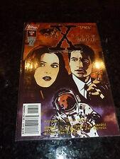 THE X-FILES Comic - SEASON 1 - Vol 1 - Date 03/1998 - Space - Topps Comics