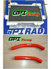 FOR Suzuki LTR450 LT450R Radiator 06 07 08 09 LTR 450  aluminium radiator + hose
