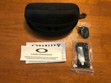 "New Oakley M Frame 2.0 ""Case"" w/ Anti Fog Kit & Head Strap - ""No Sunglasess"""
