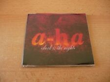 Maxi CD A-ha - Dark is the night - 1993
