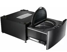 LG WD100CK 1.0 cu. ft. LG SideKick Pedestal Washer, LG TWINWash Compatible