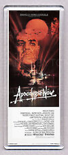 APOCALYPSE NOW -  movie poster WIDE FRIDGE MAGNET -COPPOLA CLASSIC!
