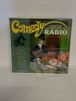 Comedy Radio show 20 Cassette Tapes Box Set Fibber Mcgee Amos & Andy Bickersons