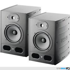 Focal Alpha 65 Active Studio Monitors (Pair) x2, No Amp Required