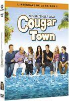 COFFRET DVD SERIE COMEDIE : COUGAR TOWN - SAISON 2 INTEGRALE - COURTENEY COX
