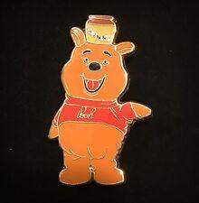 LE 200 Winnie the Pooh Hunny Pot WDW Florida Project Frame Set Disney Pin