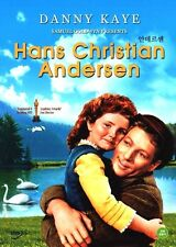 Hans Christian Andersen DVD / Danny Kaye / New & Sealed