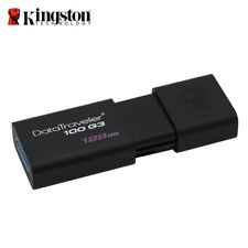Kingston DT100G3 128 GB USB 3.0 USB Stick Flash Pen mit Sendungsnummer