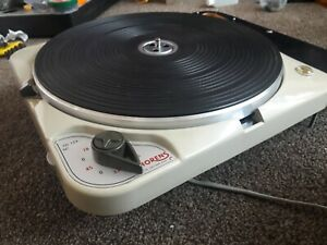 Thorens TD124 MK1 Turntable.  Beautiful Condition belt/Idler Drive. SME armboard