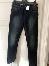 Boys Next Dark Blue Skinny Fit Jeans Age 13 Years BNWT