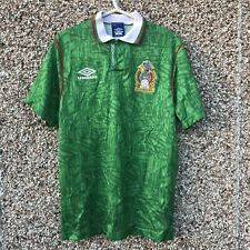1993 1994 Mexico home Football Shirt Vintage Small Adult - S Classic Vintage