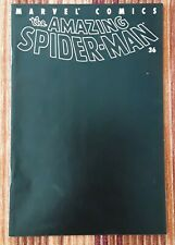 Amazing spider-man 36, Black cover in memory of the 9/11 attack in new york