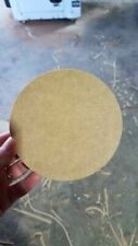 MDF Circles or Ovals