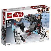 Lego Star Wars First Order Transport Specialists Battle Pack 75197