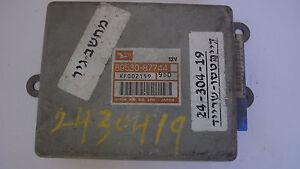 Daihatsu CHARADE 94-00 TRANSMISSION GEARBOX CONTROL ECU MODULE UNIT 89530-87744
