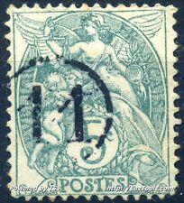 FRANCE TYPE BLANC N° 111 BELLE OBLITERATION JOUR DE L'AN N°11 A VOIR