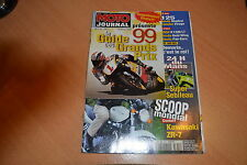 MOTO JOURNAL N° 1371 Honda 1500 Gold Wing / BMW K 1200 LT .Guipe des GP 1999