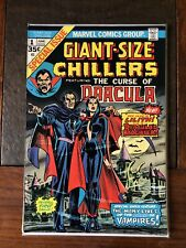 Giant Size Chillers 1 : The Curse Of Dracula | VF | CGC It! 1st App Lilith