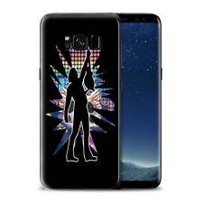 Étuis, housses et coques noirs Samsung Galaxy S8 pour téléphone mobile et assistant personnel (PDA) Samsung