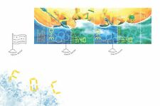Finland 1996 FDC - Summer Olympic Games - Barcelona - Issued June 3