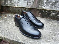 Iglesia Vintage Oxford Calzado Para Hombres-Negro – Balmoral – UK 9.5 – Excelente Estado