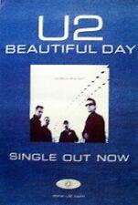 U2 - Beautiful Day Giant Poster