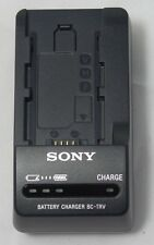 Sony BCTRV Travel Charger for V, P, and H Series Batteries (BC-TRV)