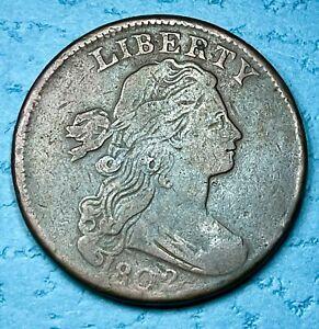 1802 USA Liberty Head Large Cent