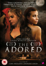 The Adored NEW PAL Arthouse DVD Carl Medland Amarjeet Singh Laura Martin-Simpson