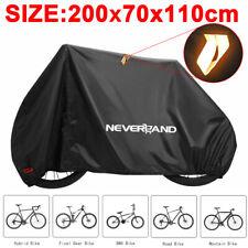 Heavy Duty Bicycle Cycle Bike Cover Outdoor UV Dust Waterproof Protector Storage
