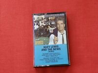 Huey Lewis And the News Sports Cassette 1983 Chrysalis