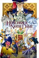 Die Glöckner Von Notre Dame (Zweiseitig Regulär Stil B) Original Filmposter