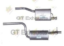 Brand New Ford Focus 1.6 1998-2005 Centre & Rear Silencer Exhaust Box with Pipe