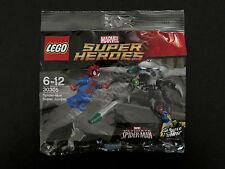 LEGO Marvel Superheroes Spider-man Spiderman Super Jumper 30305 Polybag, New