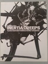 MASSIVE ATTACK INERTIA CREEP orig NME MAGAZINE Advert cutting mini Poster Size @