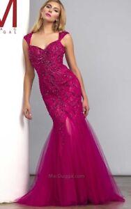 Designer Prom Mac Duggal Dress
