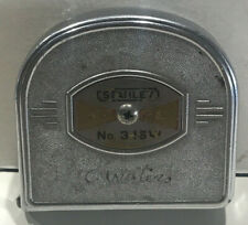 Stanley 6' No. 346W Tape Measure