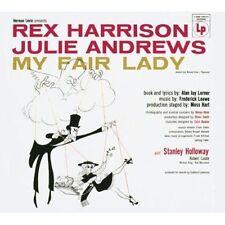 MY FAIR LADY ORIGINAL LONDON CAST SOUNDTRACK Julie Andrews/Rex Harrison CD NEW