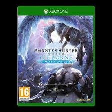 Monster Hunter Monde iceborne-Master Edition (Xbox One) - Inc Steelbook