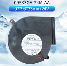 Nmb 09533Ga-24M-Aa 9733 24V 0.64A Projection Equipment Blower Fan