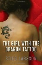 The Girl With the Dragon Tattoo (Millennium Trilogy)-Stieg Larsson
