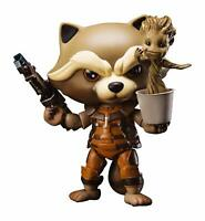 """Beast Kingdom Egg Attack Action Rocket Raccoon """"Guardians of the Galaxy"""" Action"""