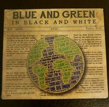 Mike Stout Blue and Green in Black and White CD NEW - sealed.