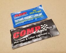 ARP Ultra-Torque Head Stud Lube 100-9908 plus Comp cams cam and lifter lube