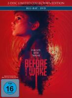 BEFORE I WAKE (LIMITED COLLECT - FLANAGAN,MIKE  2 BLU-RAY NEUF