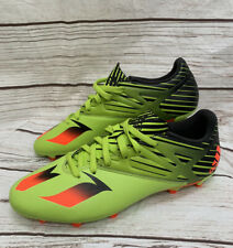 adidas Messi 15.3 mens football boots, size 10 UK Great Condition