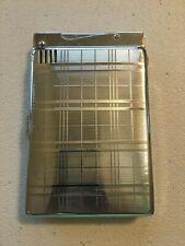 Lido Automatic Lighter & Cigarette Case