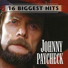 Johnny Paycheck - 16 Biggest Hits [New CD]