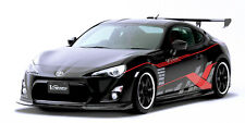 GENUINE VARIS FRONT SPOILER LIP CARBON FOR TOYOTA 86 FA20 ZN6