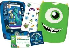Leap Frog LeapPad2 Disney Pixar Monsters University Varsity Edition Bundle